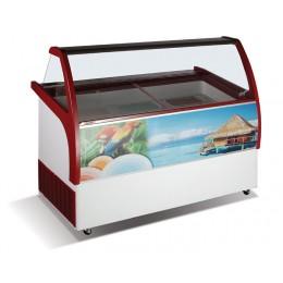 Витрина Ларь  для мягкого мороженого VENUS 46 ELEGANTE