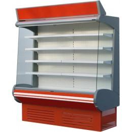 """Холодильная витрина """"ФОРТУНА"""", температурный режим +2…+10С"""