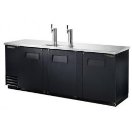 Модуль пивной холод., 2 крана, 4 кеги, чёрный