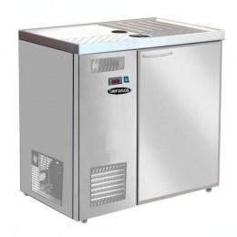 Модуль пивной холод., для 4 пив. кег по 20л, нерж.сталь