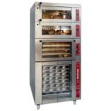 MATINA Prodimpex SRL Комбинированная печь серии CPV