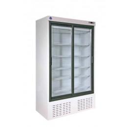 Шкафы среднетемпературные (динамическое/статическое охлаждение)
