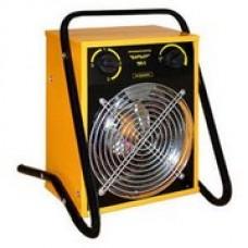 Тепловентиляторы   серия КЕ (с электрическим источником тепла)