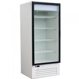 Морозильный широкий шкаф со стеклянной дверью Solo MG