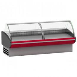 Среднетемпературные с высоким стеклом (без полок и боковых панелей)
