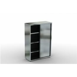 Шкаф кухонный (нерж. сталь. aisi 430)