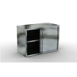 Полки-шкафы настенные (нерж. сталь. aisi 430)