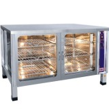 Шкаф расстоечный тепловой электрический кухонный ШРТ 6-ЭШ (с крышей на подставке)