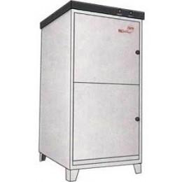 Шкаф расстойный ШРЭ-2.1 (с металл. дверцами)