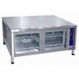 Шкаф расстоечный тепловой электрический кухонный ШРТ 4-ЭШ (с крышей)